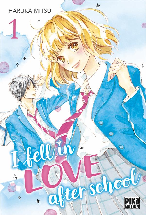 I fell in love after school T.1