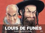 Vente Livre Numérique : Louis de Funès, Rabbi Jacob à la folie !  - Philippe Chanoinat