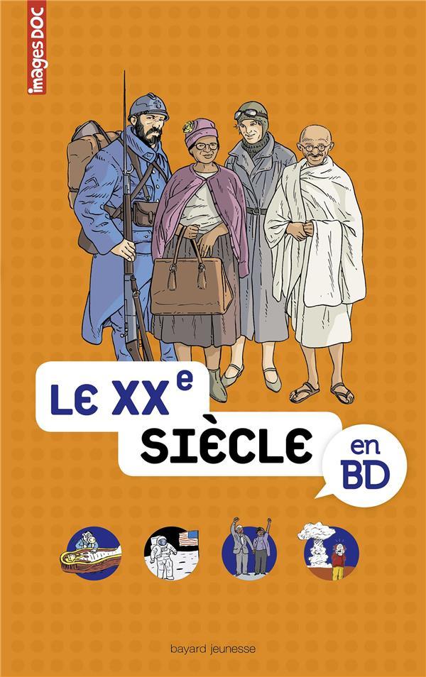 LE XXE SIECLE EN BD - IMAGES DOC