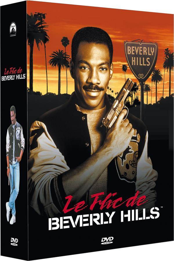 Le Flic de Beverly Hills - L'intégrale 3 films