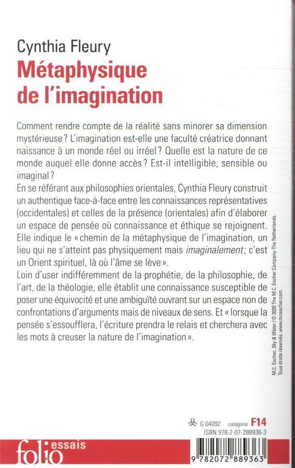 Métaphysique de l'imagination