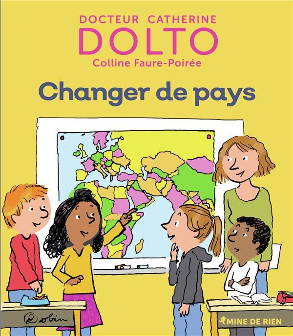 CHANGER DE PAYS
