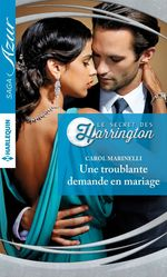 Vente Livre Numérique : Une troublante demande en mariage  - Carol Marinelli