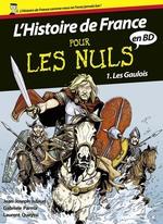 Vente EBooks : Histoire de France en BD Pour les Nuls, Tome 1  - Gabriele PARMA - Jean-Joseph Julaud - Laurent QUEYSSI