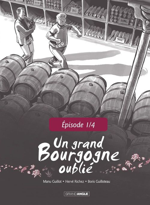 Un Grand Bourgogne Oublié - Chapitre 1