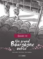 Vente Livre Numérique : Un Grand Bourgogne Oublié - Chapitre 1  - Hervé Richez - Emmanuel Guillot