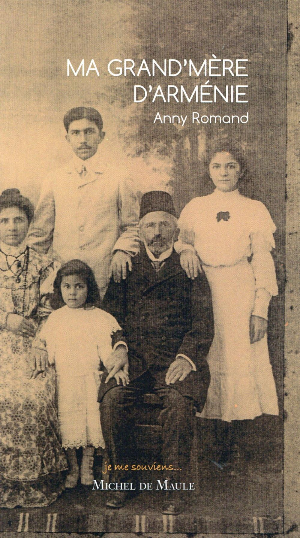 Ma grand-mère d'Arménie