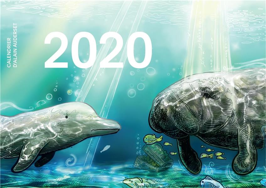 CALENDRIER AUDERSET 2020