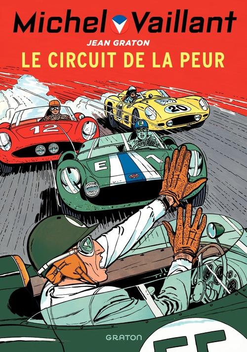 Michel Vaillant - tome 03 - Le circuit de la peur