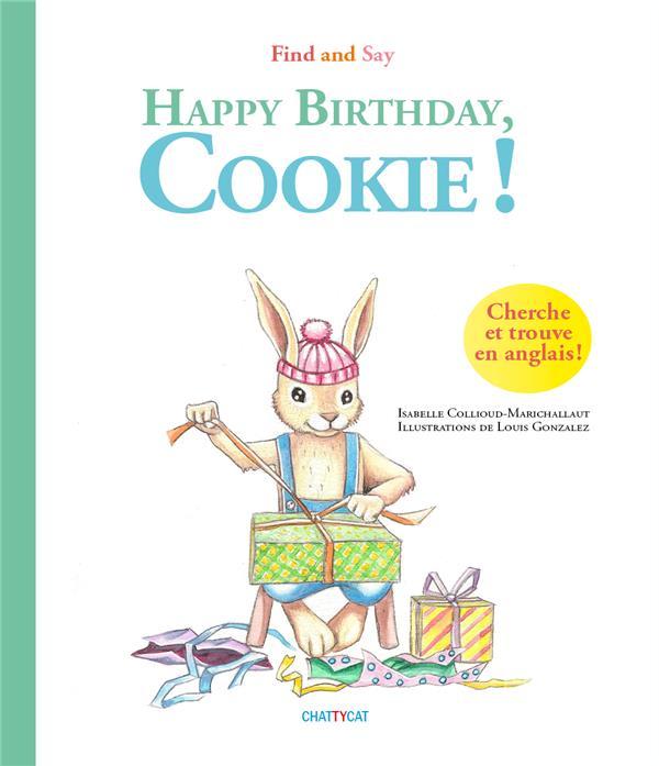 Happy birthday, Cookie!