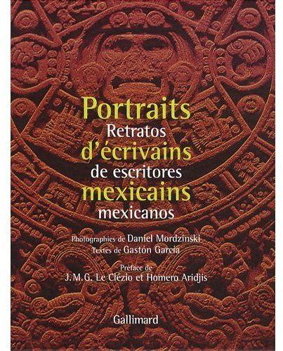 Portraits d'écrivains mexicains