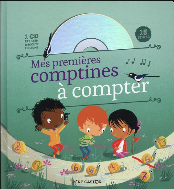 Mes premieres comptines a compter