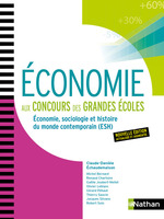 Vente EBooks : Économie aux concours des grandes écoles  - Renaud Chartoire - Michel.. Bernard - Olivier Leblanc - Thierry Sauvin - Jacques Silvano - Rober - Gaëlle Joubert - Gérard Péhaut