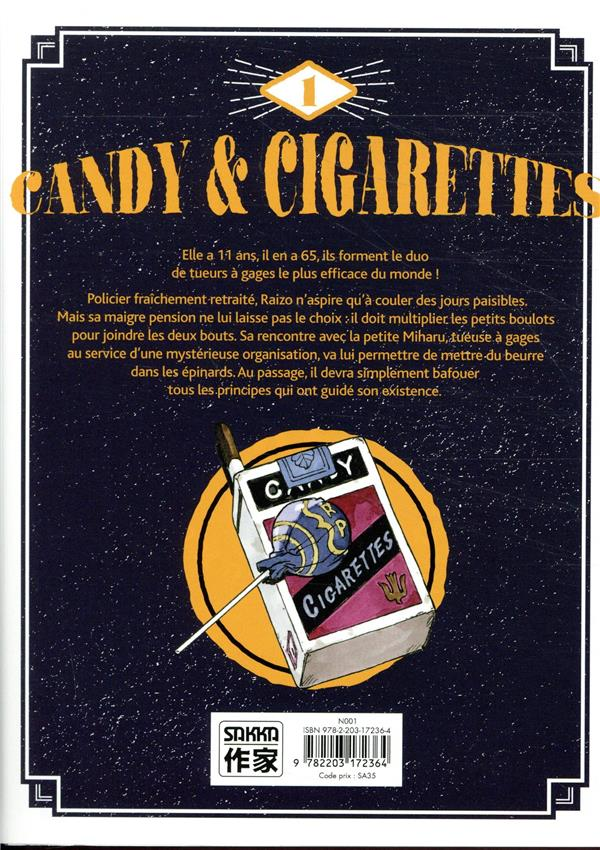 Candy & cigarettes T.1