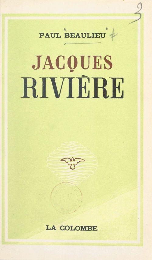 Jacques Rivière