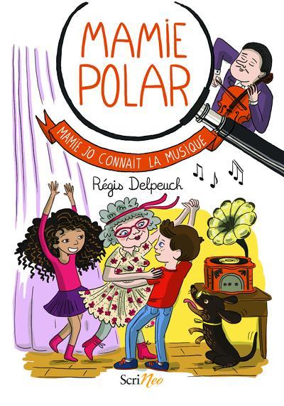 Mamie Polar ; Mamie Jo connaît la musique