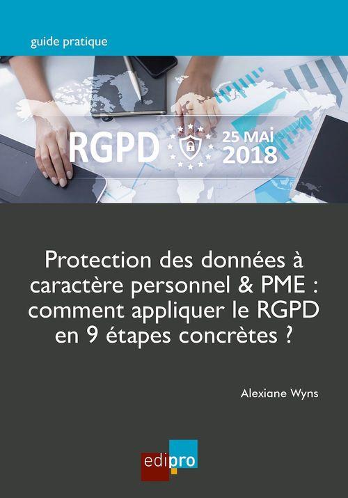 Protection des données à caractère personnel & PME