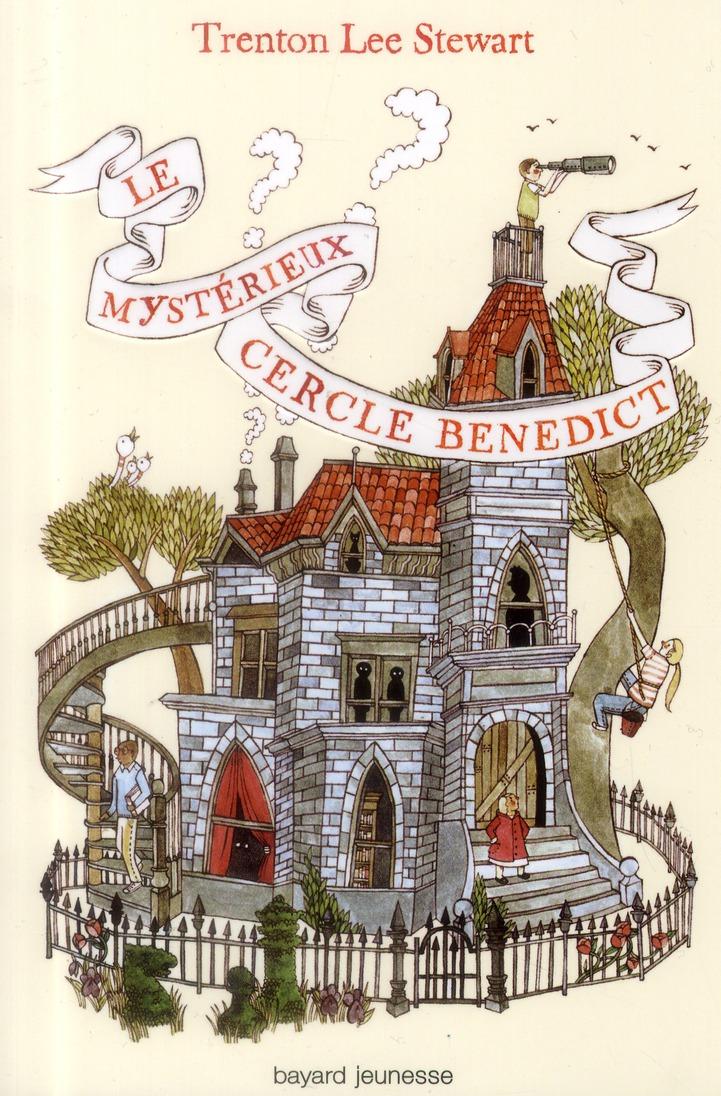 LE MYSTERIEUX CERCLE BENEDICT, TOME 01 STEWART TRENTON LEE