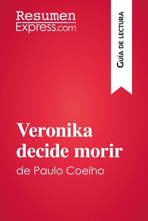 Veronika decide morir de Paulo Coelho (Guía de lectura)