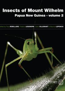 Insects of mount Wilhelm ; Papua New Guinea t.2