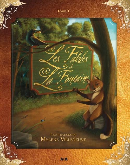 Vente EBooks : Les fables de La Fontaine  - Ada