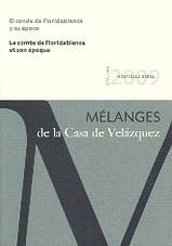 Revue melanges n.39/2 ; le comte de floridablanca et son epoque