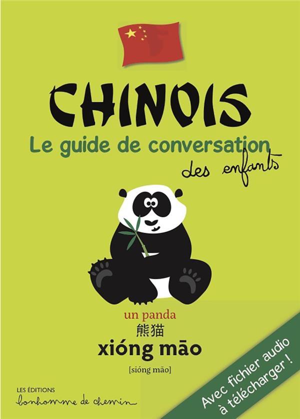 Chinois, guide de conversation des enfants