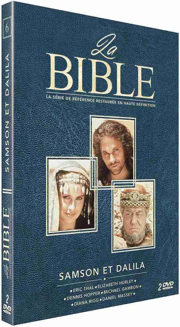 La Bible : Samson et Dalila