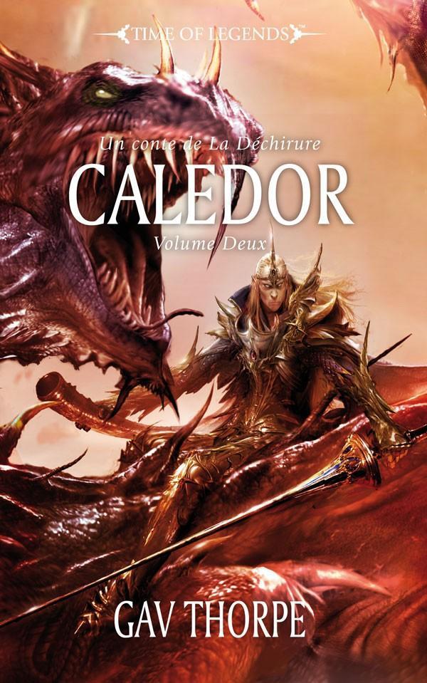 time of legends ; Caledor t.2