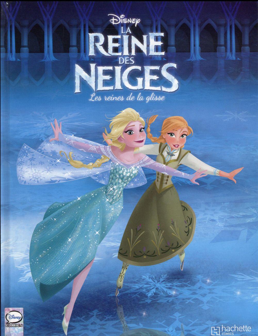 La Reine Des Neiges T.4 ; Les Reines De La Glisse