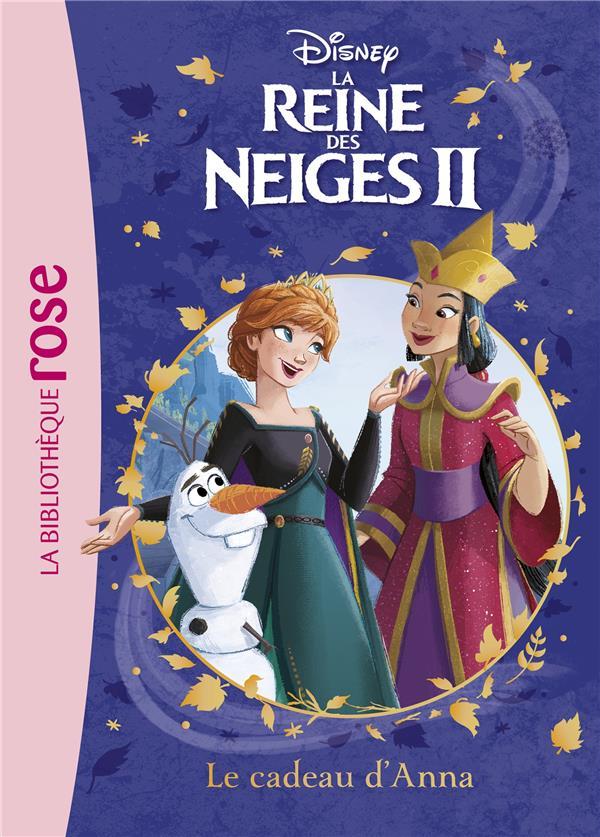 La Reine des Neiges 2 T.5 ; le cadeau d'Anna