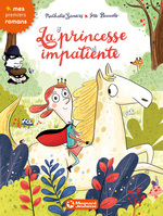 La princesse impatiente  - Jess Pauwels - Nathalie Somers