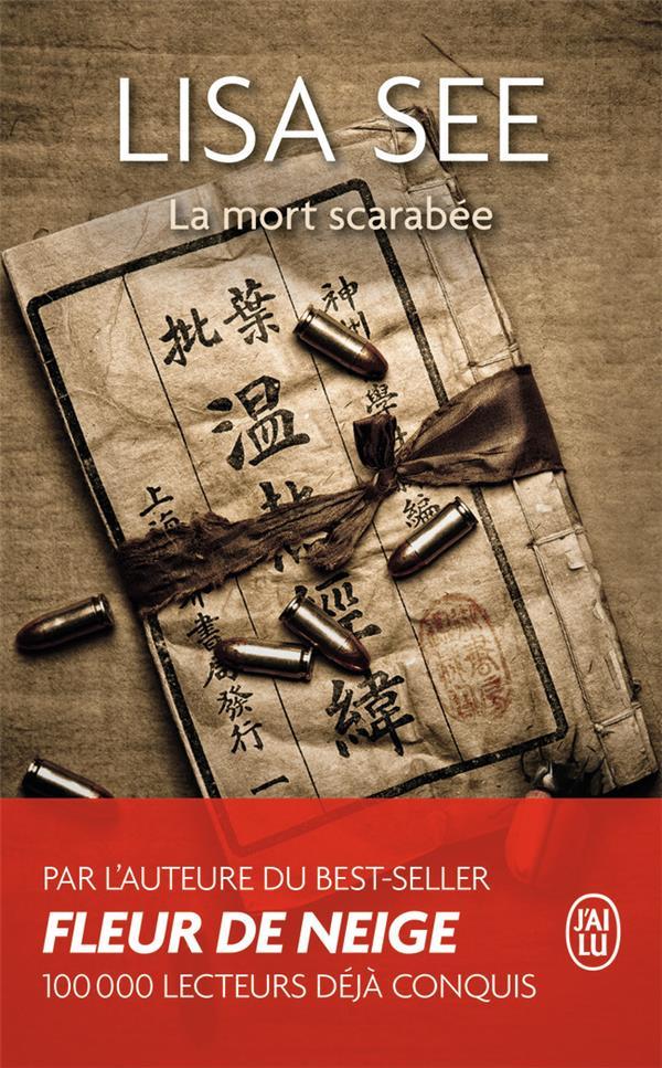 LISA SEE - LA MORT SCARABEE