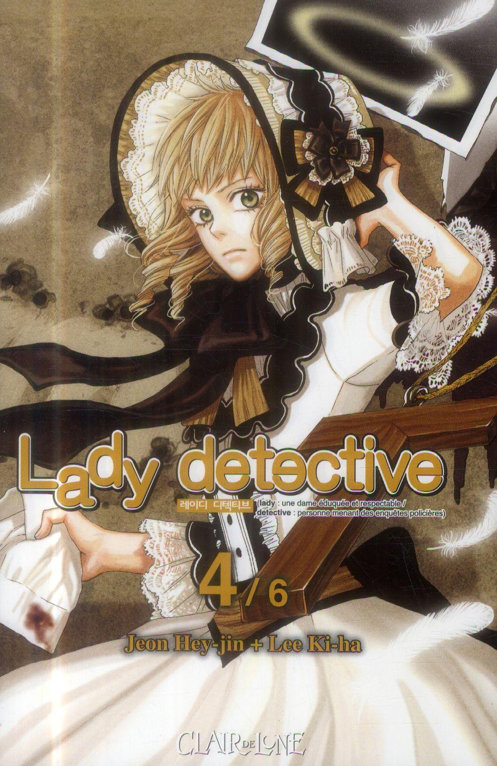 Lady detective t.4