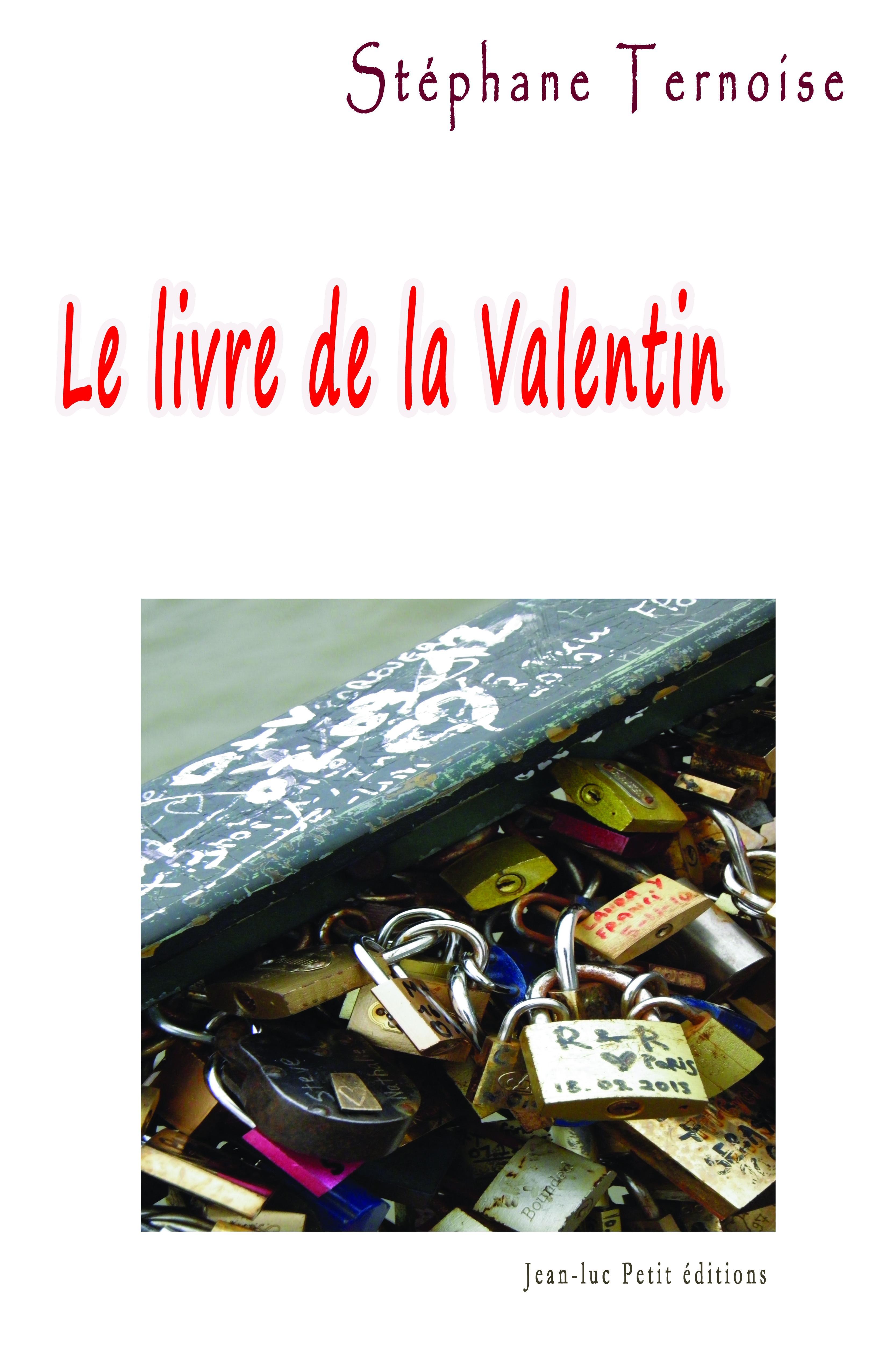 Le livre de la St Valentin