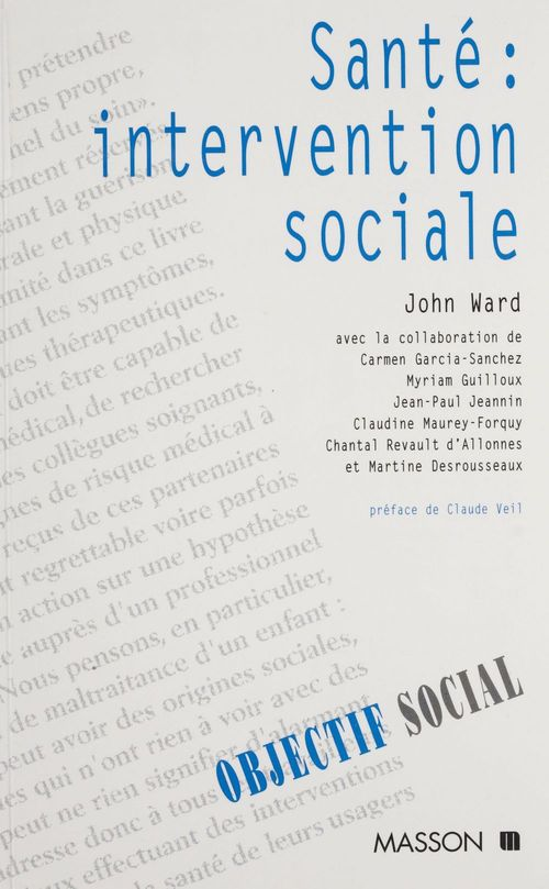 Sante : intervention sociale