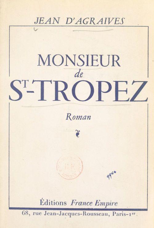 Monsieur de St-Tropez