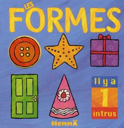 Les formes ; il y a 1 intrus