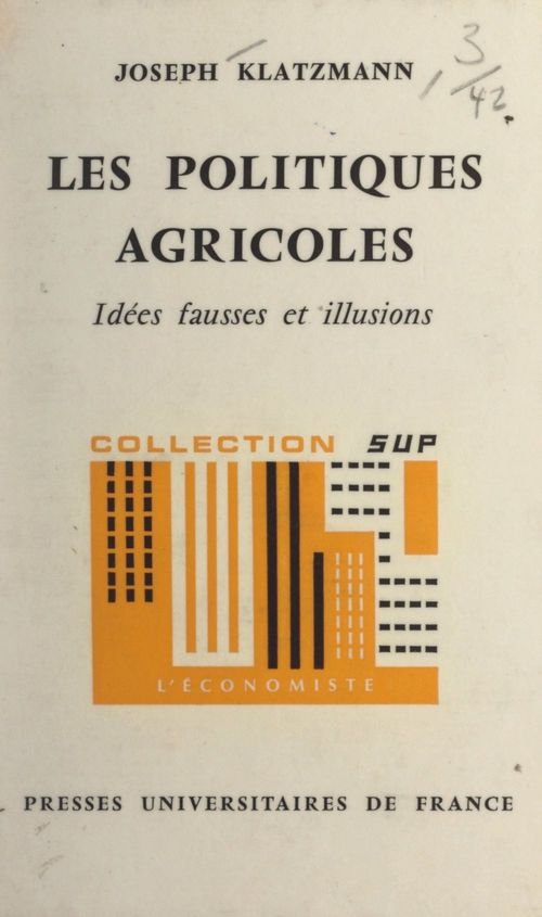 Les politiques agricoles