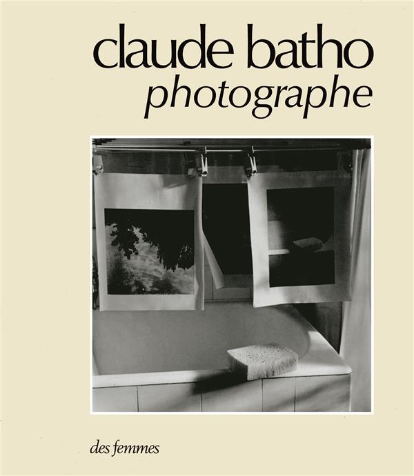 Claude Batho, photographe