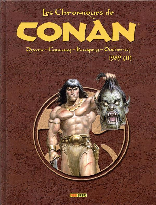 les chroniques de Conan t.28 ; 1989 t.2