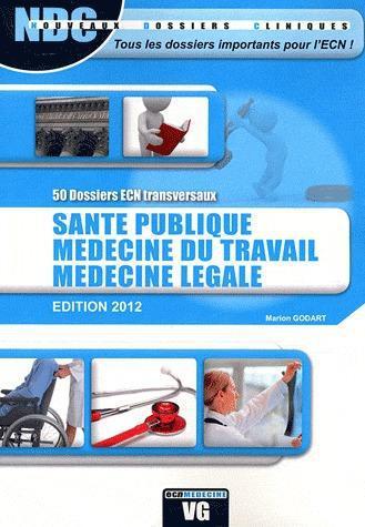 Ndc Sante Publique 2012