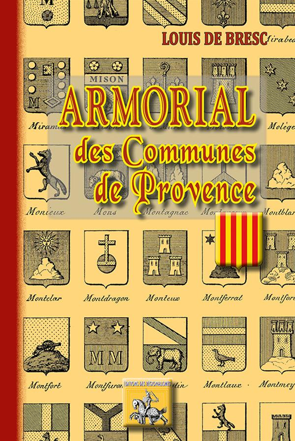 armorial des communes de Provence