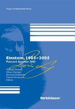 Vente EBooks : Einstein, 1905-2005  - Thibault DAMOUR - Vincent Rivasseau - Olivier Darrigol