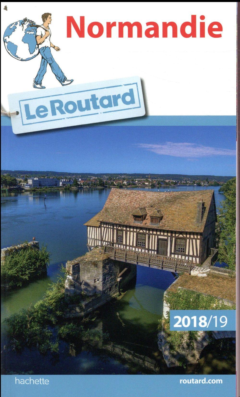 Guide du Routard ; Normandie (édition 2018/2019)