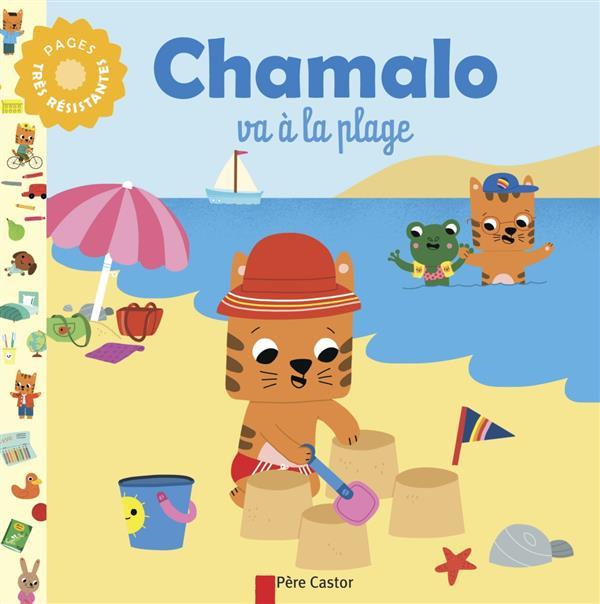 Chamalo va à la plage