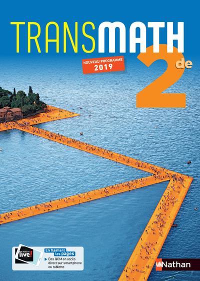Transmath ; 2de ; Nouveau Programme 2019