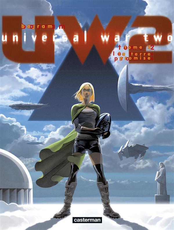 UNIVERSAL WAR TWO - T02 - LA TERRE PROMISE BAJRAM