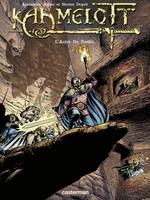 Vente Livre Numérique : Kaamelott (Tome 8) - L'Antre du Basilic  - Alexandre Astier