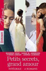 """Vente Livre Numérique : Intégrale de la série """"Petits secrets, grand amour""""  - Andrea Laurence - Yvonne Lindsay"""